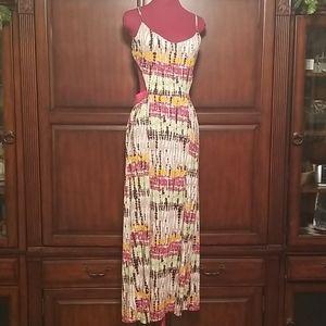 I'm in love with Derek Sun Halter dress